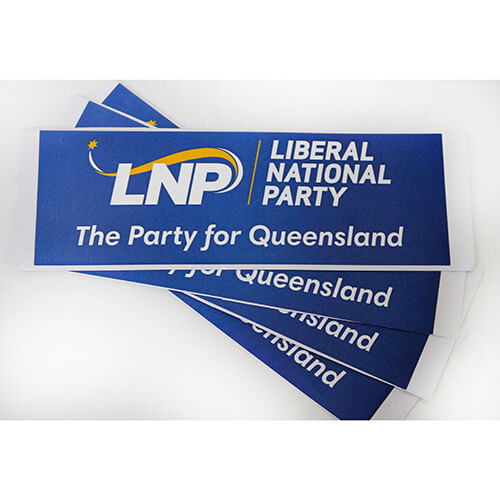 LNP stickers