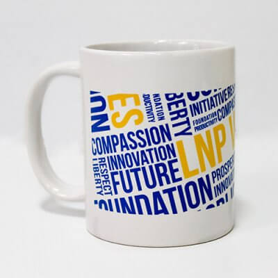 LNP Values Coffee Mug