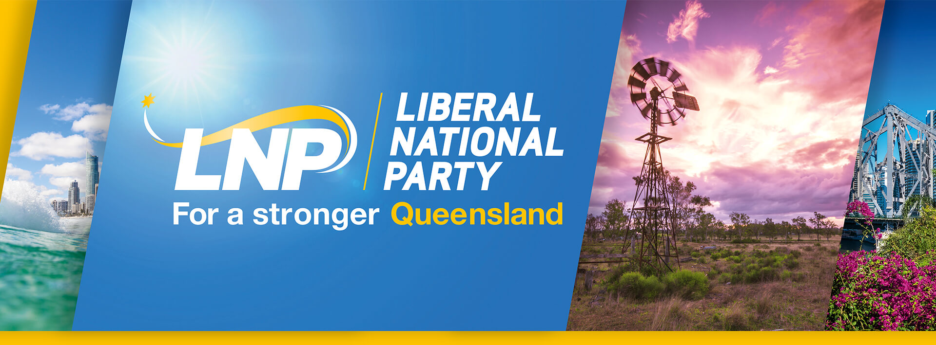 LNP - The Party For All Queenslanders